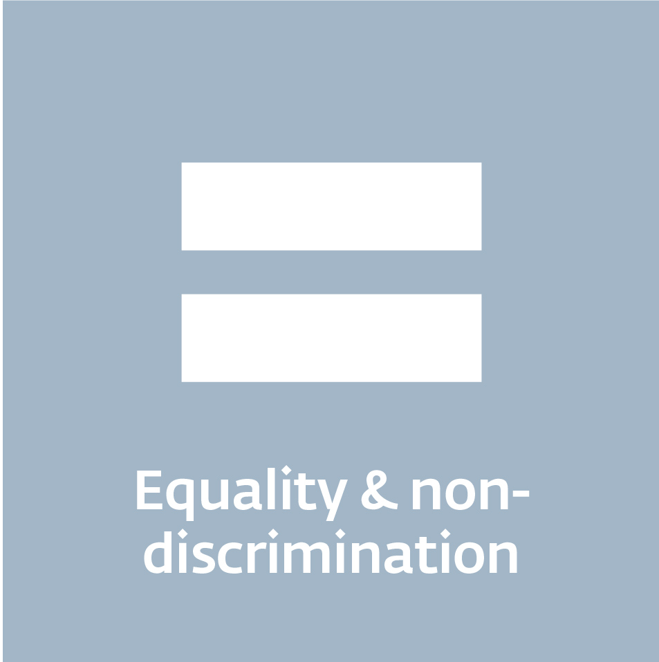 YHRC-equality
