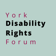 York Disability Rights Forum