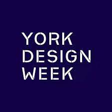 York Design Week logo